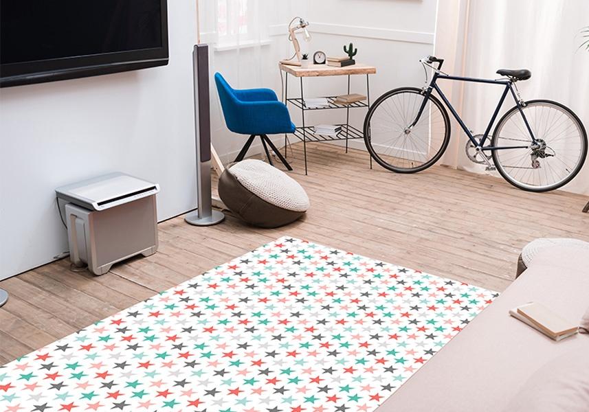 שטיחי פי וי סי בהתאמה אישית