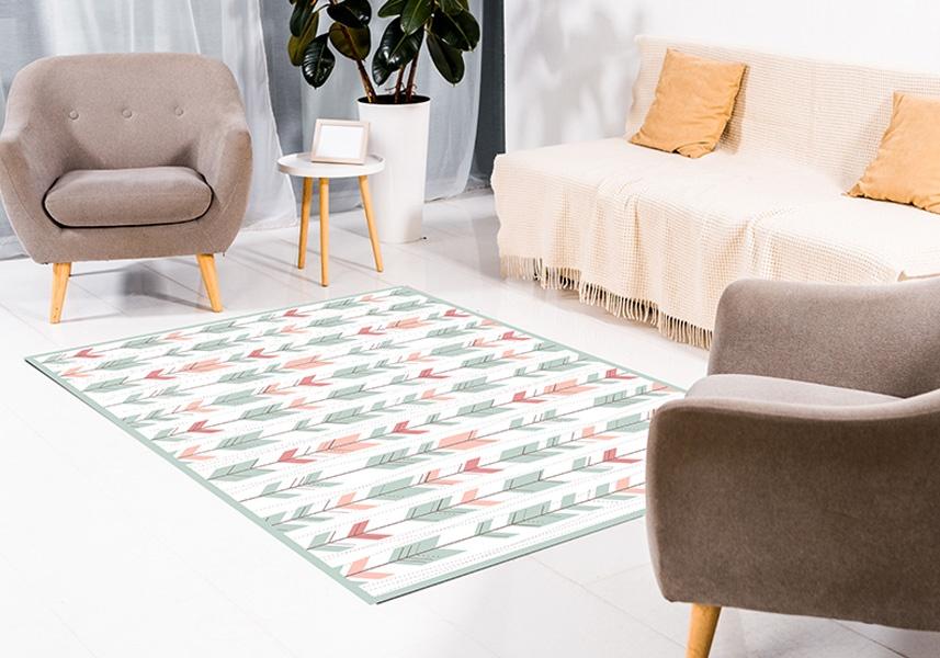 ייצור שטיחי פי וי סי בהתאמה אישית
